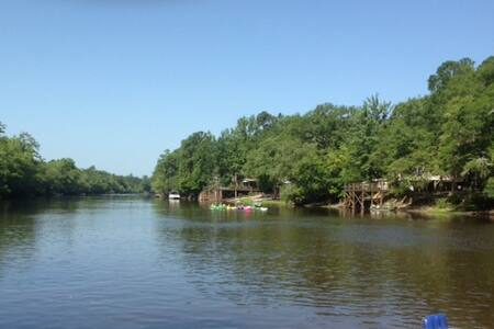 Givhans Ferry SP/Edisto River - House