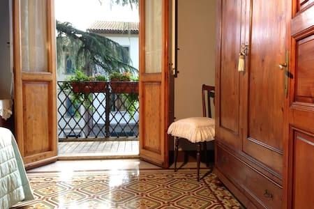 Cosetta Guest House - Blue Room - Certaldo