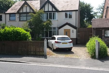 4B 1930s period semi-detached house - Formby, Merseyside (Liverpool)