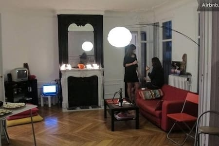 Chambre collocation, Paris, 18ème