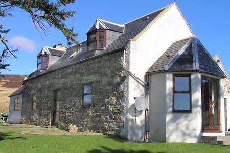 Luxury Cottage- Glenlivet, Speyside, Scotland - Ballindalloch - Casa