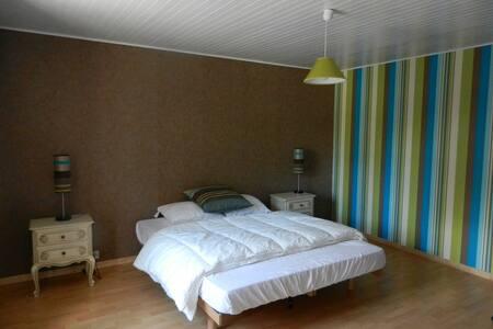 Ruim vakantiehuis in de Ardennen - Rumah