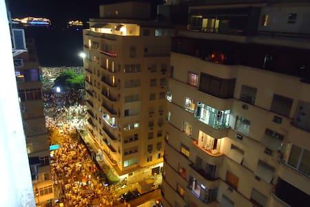 Apartamento conjugado em Copacabana - Rio de Janeiro - Apartment