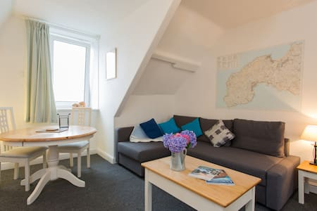 Sealanes Newlyn Studio Apartment. - Pis