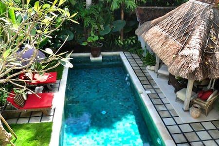 Quite Cosy 2 Bed Villa in Batubelig