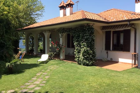 Como Lake...House with Garden - Mandello del Lario - Villa