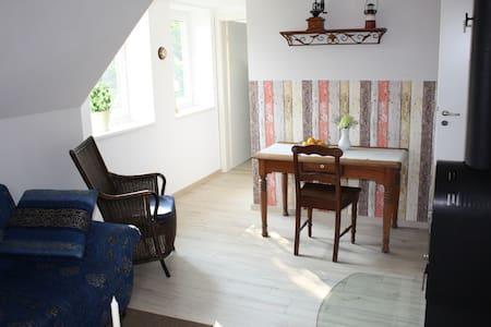 Ferien im Schwalbennest / Rheinland - Appartement