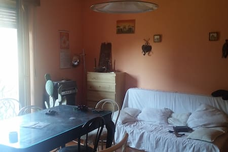 Big flat near Verona, train station near - San Martino Buon Albergo - Apartamento