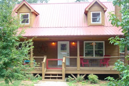 Lone Star Cabin Lake Hartwell, fun! - Martin - House