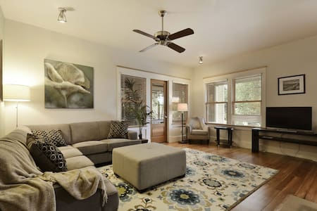 3BR/2BA New Luxury Downtown Home