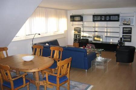 Schöne möblierte Wohnung - Dorsten - House