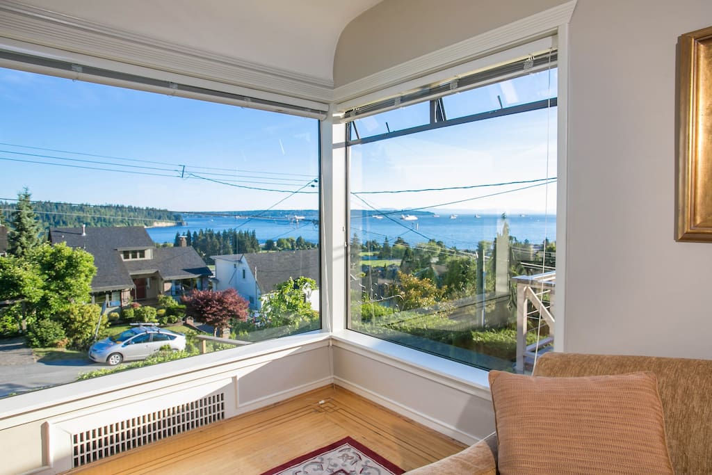 Vancouver's finest Harbour Views
