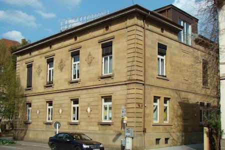 Zentrales WG-Zimmer in alter Villa! - Heilbronn