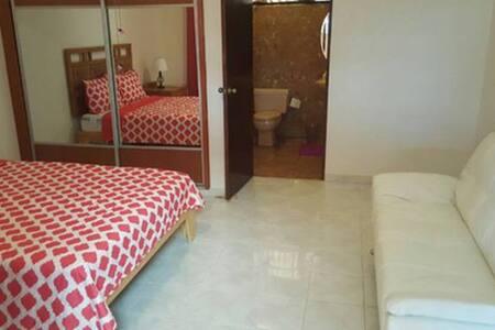 Mi Casa en Cayey B & B (Room Coquí Dorado) - Szoba reggelivel