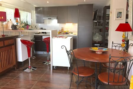 Appartment to rent near Toulouse - Rouffiac-Tolosan - Appartement