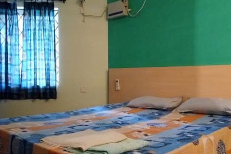 1BHK apartment 5 minutes from Benaulim Beach - Wohnung