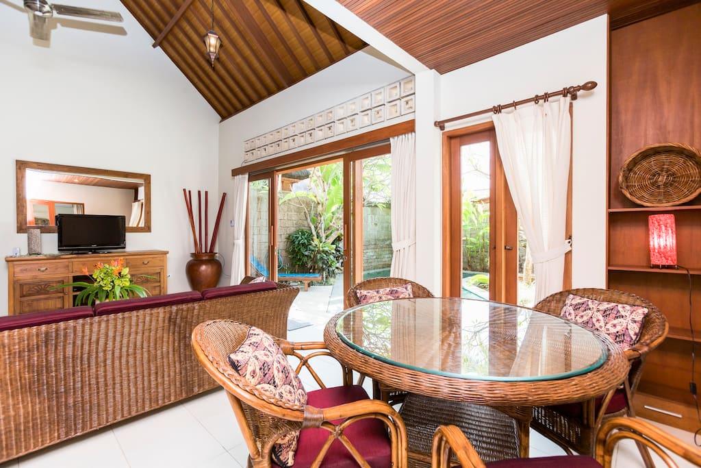Sanur Private 2 Bedroom Villa
