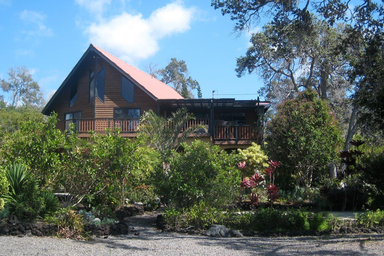 The Ohana Retreat in Ocean View