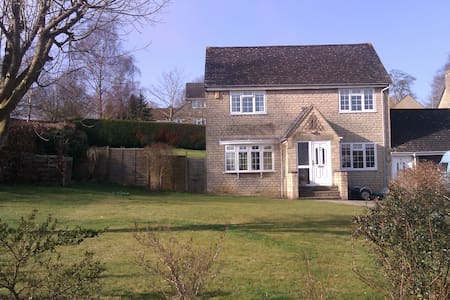 Lovely Family Home near Market Town - Rodborough Common - Hus