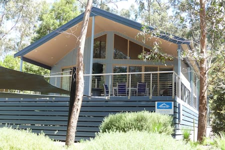 Bella Casa Blue, 4.5 star luxury. - Halls Gap