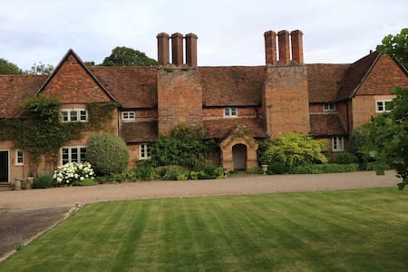 lovely country house close London  - Hertfordshire - Bed & Breakfast