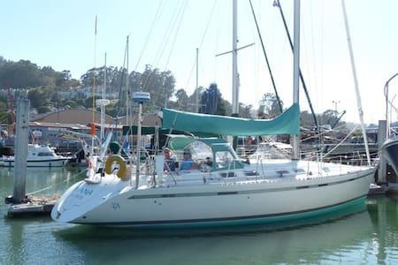 Romantic luxury yacht - Sausalito