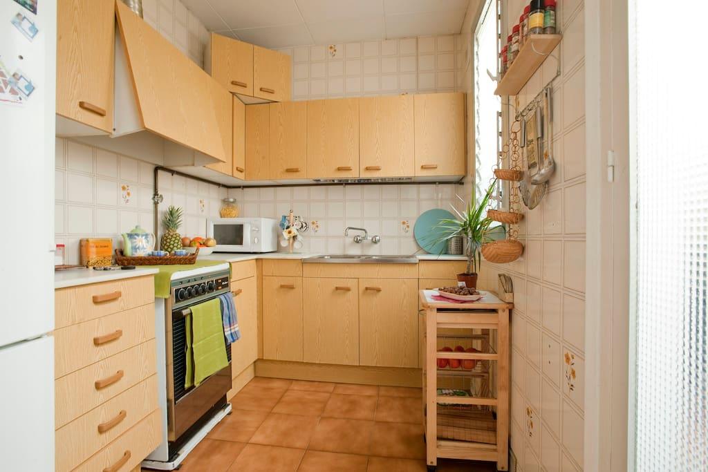 Modernist hideaway by Montjuic