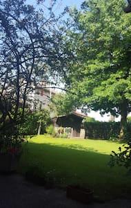 Camera con giardino molto tranquilla - Sesto - Hus