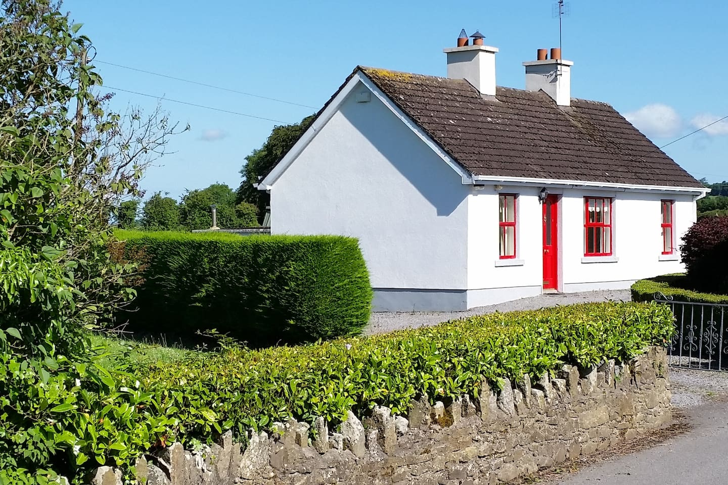 Cosy Cottage near the Slieve Bloom Mountains.