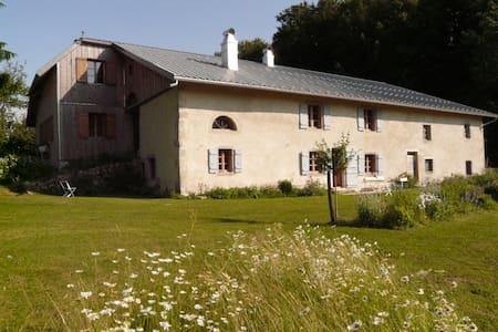 """la Sange - les chamois"" - House"