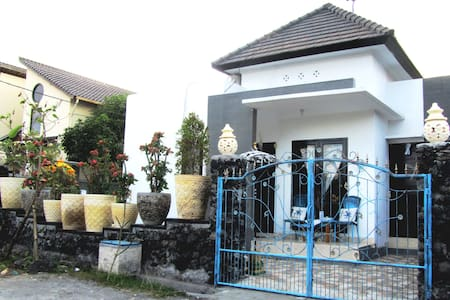 Small and fine: House in Jimbaran - House
