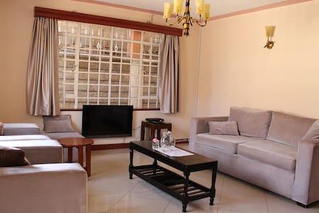 """ Stay close to JKIA airport Wifi"" - Nairobi - House"