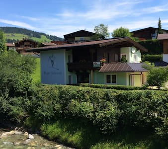 Haus Schiwelt / Appartement Nr. 2 - Lakás
