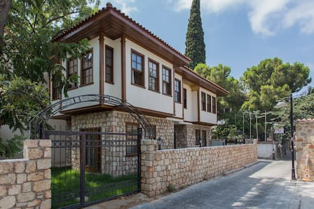 1+1 stone house apart in Antalya
