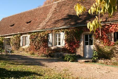 Gîte de charme 7 personnes proche de Rocamadour - Ev