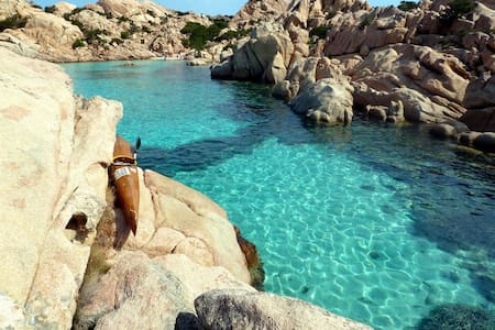 Holiday home 2-3 people w. seaview - La Maddalena - Apartment