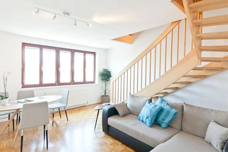 Central, spacious, quiet, bright - up to 8 guests - Vienna