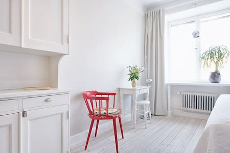 Central 1-room studio/apt for 1-2p - Appartement