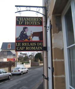 location chambre d'hôtes - Saint-Aubin-sur-Mer