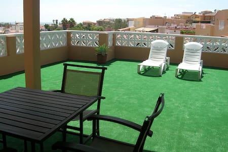 Quiet Apartment in Fuerteventura - Tarajalejo - Wohnung