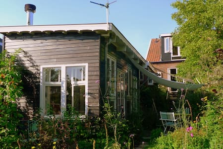 Artistic gardenhouse near Amsterdam - Overig