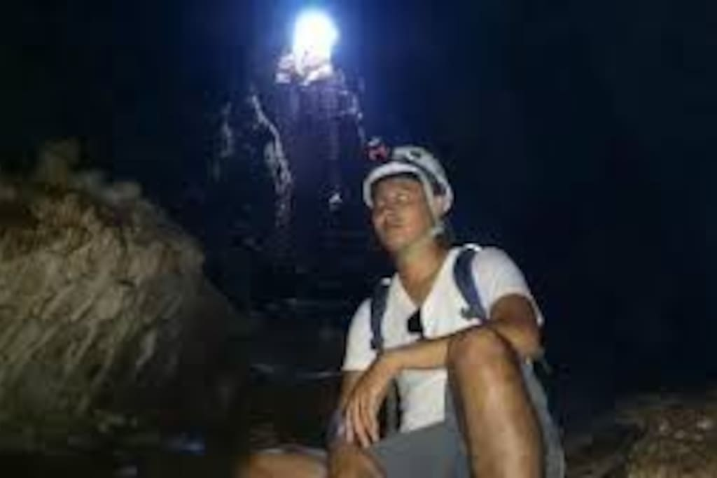 The Caves, in Nicoya are sixty percent unexplored.
