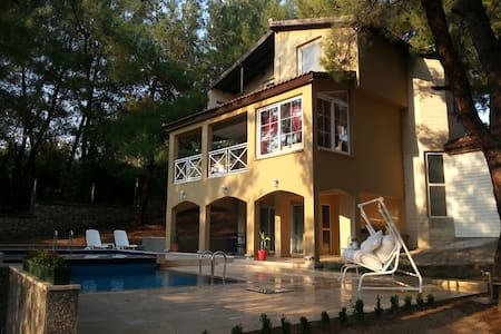 Private Villa with Swimming Pool  - Villa