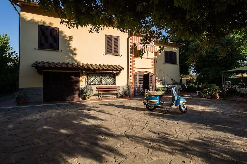 Casa Biagiotti di Biagiotti e Ricci