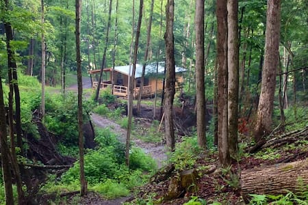 Cabin Creek Getaway (Letchworth) - Chatka