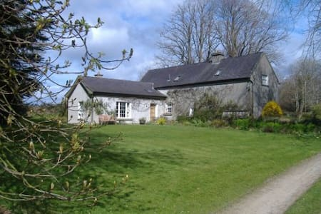 Traditional heritage farm house - Campile New Ross - House