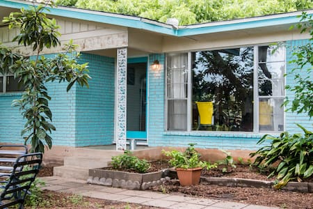 A Tucked Away Space In SoCo