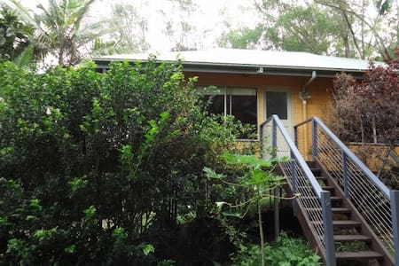 Cabin for 2 in Paradise One - Coorabell - Cabaña
