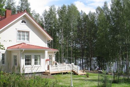 TopFloor of the Villa at LakeSaimaa - Loft