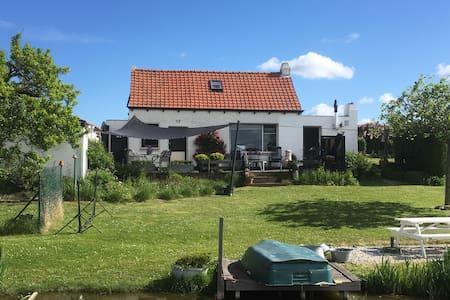 Vakantie in Zeeland aan de kust - Groede - Casa